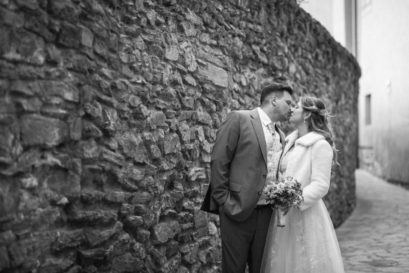 Esküvő fotózás Vas megye Kőszeg